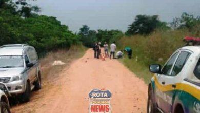 Photo of Polícia encontra corpo de homem em distrito há 20 quilômetros de Corumbiara