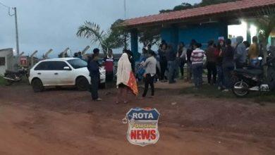 Photo of Caos: pais passam a noite em frente a escolas em busca de vagas  e alguns são assaltados em Vilhena