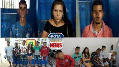Photo of PATAMO com apoio do NI e radiopatrulha prendem três traficantes que vendiam drogas para 6 adolescentes