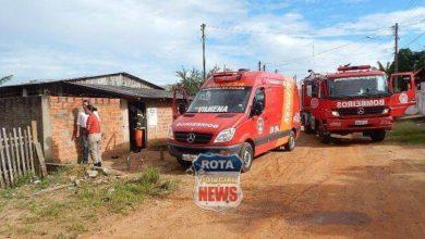 Photo of Fogo: casa em que vítima de homicídio morou tem quarto incendiado no Jardim Primavera