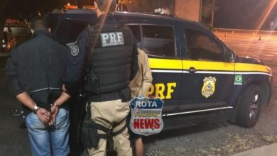 Photo of Foragido por homicídio cometido no Rio Grande do Norte é preso pela PRF em Vilhena