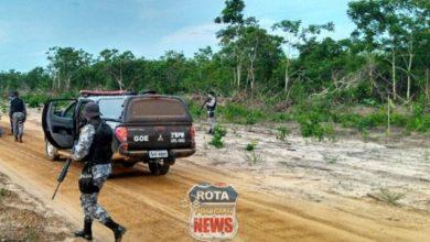 Photo of Em Vilhena, ladrões furtam entre 80 e 100 M³ de cascalho