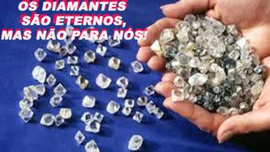 Photo of Diamantes abundam em Rondônia. Uma pequena pedra de dez quilates pode valer até 4 mil dólares