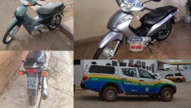 Photo of Três motocicletas foram furtadas em menos de 24 horas em Vilhena