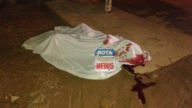 Photo of Feminicídio: mulher foi esfaqueada em construção e morreu durante a fuga