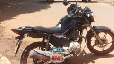 Photo of Motociclista fratura o ombro após acidente na avenida Paraná