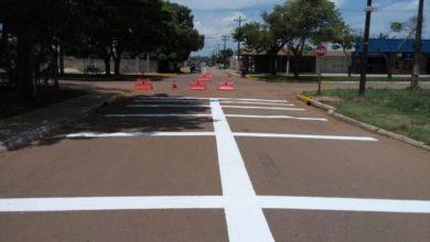 Photo of Faixas inovadoras superam críticas com resultados: LRVs diminuem acidentes em 95% em avenida de Vilhena