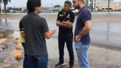 Photo of Maziero mobiliza DNIT e SEMTRAN para solucionar problemas em cruzamento de acesso à BR-364