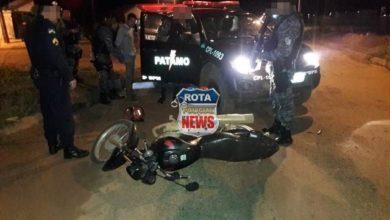 Photo of Foragido da justiça é preso após fugir do PATAMO e sofrer queda com motocicleta