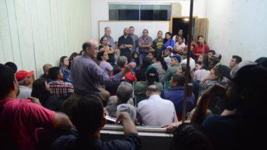 Photo of Em reunião, Prefeitura afirma que deseja manter e ampliar  escola Iquezinha