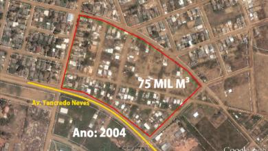 Photo of 195 famílias são beneficiadas com regularização de 75  mil m² no bairro Embratel