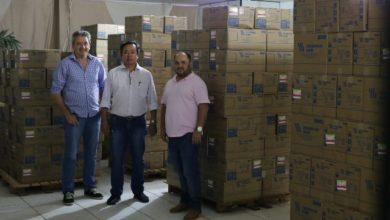 Photo of Hospital Regional de Vilhena recebe mais de 80 mil frascos de soro fisiológico