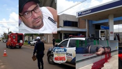 Photo of Polícia identifica mecânico que foi assassinado em posto no Jardim América