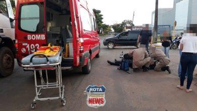 Photo of Segurança da rodoviária fica ferido após ser atingido por veículo em acidente