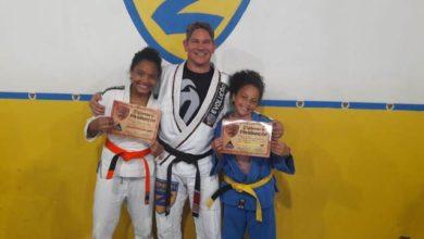 Photo of Alunas da escola Paulo Freire irão representar Rondônia no Campeonato Brasileiro de Jiu-Jitsu