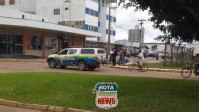 Photo of Colisão entre picape e motocicleta deixa um ferido na avenida Presidente Nasser