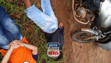 Photo of Policial de folga do PATAMO detém menores e recupera motocicleta furtada