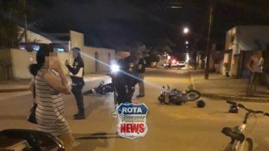 Photo of Motociclista provoca acidente, abandona moto e foge do local sem prestar socorro a vítima