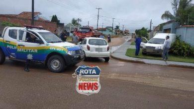 Photo of Três acidentes de trânsito são registrados na área urbana de Vilhena, dois deles na BR-364
