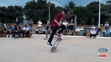 """Photo of Loja The Art realizou em Vilhena  o primeiro desafio """"Theart Game of Skate"""" no pátio da Havan"""