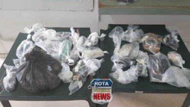 Foto de Confira o resultado da operação realizada pela Polícia Militar no presídio Cone Sul
