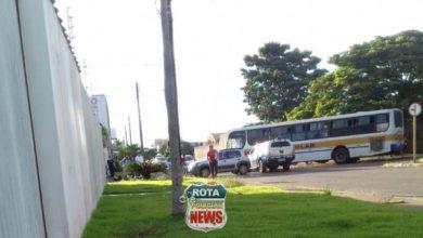 Photo of Motociclista sofre escoriações após acidente aos fundos de escola estadual no Centro