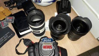 Photo of NI e Radiopatrulha recuperam objetos furtados e prende suspeito no pátio do Atacadão