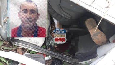 Photo of Motorista vilhenense morre preso as ferragens após capotamento na BR-364