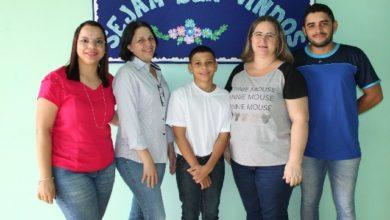 Photo of Alunos exemplares: estudantes  da rede municipal recebem  medalhas na Olimpíada de Matemática