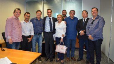 Photo of Diretoria do Sindafisco visita a nova equipe da SEFIN