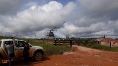 Foto de Rompimento de barragem em Rondônia deixa 100 famílias isoladas