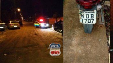 Photo of Mulher tem motoneta roubada no setor 22 em Vilhena