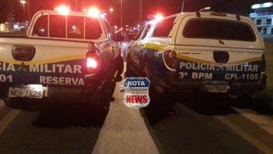 Photo of Homens entram em luta corporal no estacionamento de bailão na avenida Paraná