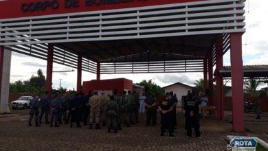 Photo of Vilhena: Marinha realiza formatura dos membros da PM, PF e BM que concluíram  o  Curso Especial para Tripulação de Embarcações de Estado