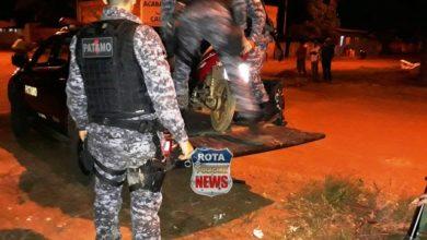 Photo of Urgente: Polícia Militar prende nove pessoas e recupera duas motocicletas roubadas