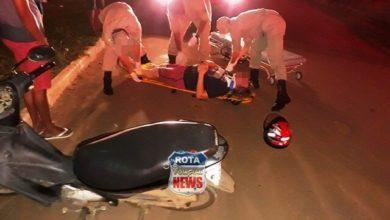 Photo of Ciclista provoca acidente ao atravessar avenida Paraná para acessar ciclovia