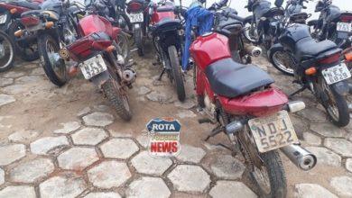 Photo of Quatro motocicletas são recuperadas em ação integrada da Polícia Militar