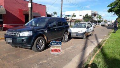 Photo of Motorista colide contra Land Rover e bebê fica ferido em Vilhena