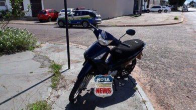 Photo of Acidente deixa mulher com ferimentos leves no Centro de Vilhena