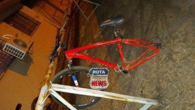 Foto de Pneu de bicicleta é furtado em pátio de escola estadual no Centro de Vilhena
