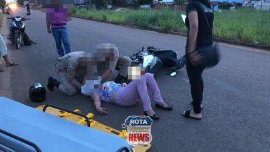 Photo of Motociclista sofre deslocamento no ombro após atropelar cachorro em Vilhena