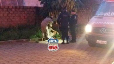 Photo of Urgente: Homem é agredido com tijoladas no bairro Cohabinha em Vilhena