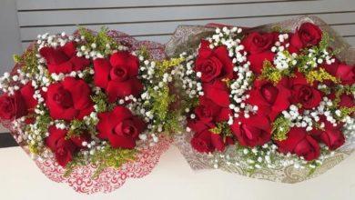 Photo of Floricultura Doce Paixão está com lindos Buquês de flores, venha conferir