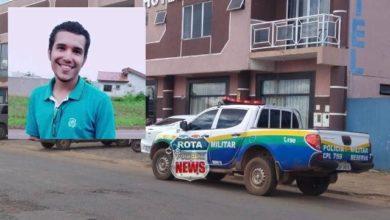 Photo of Jovem que havia desaparecido é encontrado morto dentro de hotel em frente ao shopping de Vilhena