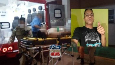 Foto de Adolescente de 17 anos é assassinado com quatro tiros no bairro Jardim Primavera