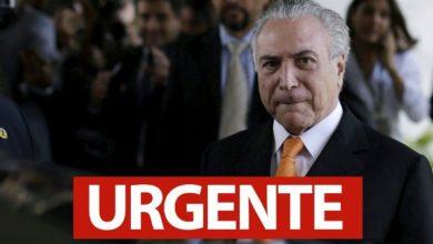 Photo of Ex-presidente do Brasil, Michel Temer e Moreira Franco são presos pela Lava Jato do RJ