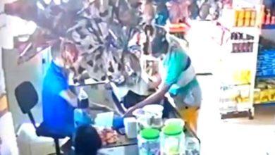 Photo of Mercado é assaltado e câmeras de segurança flagram a ação em Vilhena