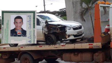 Foto de Jovem de 18 anos morre após colisão contra automóvel na BR-364 em Vilhena