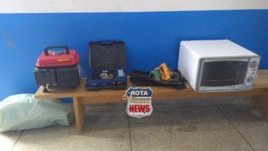 Photo of Polícia Militar recupera objetos furtados e detém suspeitos em Vilhena