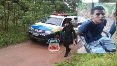 Photo of Membro do PCC envolvido em homicídios e roubos na cidade de Vilhena é preso em Cacoal